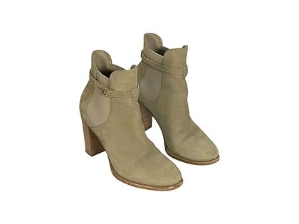 tan-louis-vuitton-embossed-leather-ankle-boots