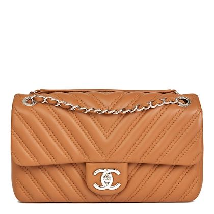 toffee-chevron-quilted-lambskin-classic-single-flap-bag