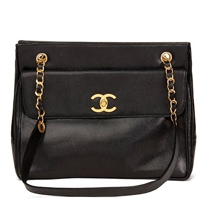 black-caviar-leather-vintage-classic-shoulder-bag-7