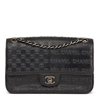 black-embossed-quilted-calfskin-leather-paris-dallas-classic-single-flap-bag-2