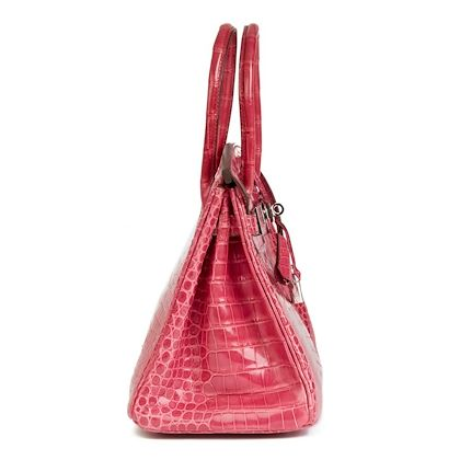 fuschia-shiny-porosus-crocodile-leather-diamond-birkin-30cm
