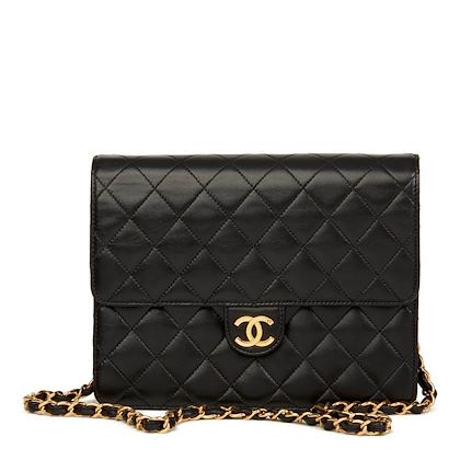 black-quilted-lambskin-vintage-small-classic-single-flap-bag-4