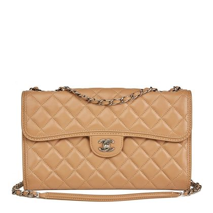 mocha-quilted-lambskin-classic-single-flap-bag