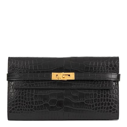 black-matte-mississippiensis-alligator-leather-kelly-long-wallet