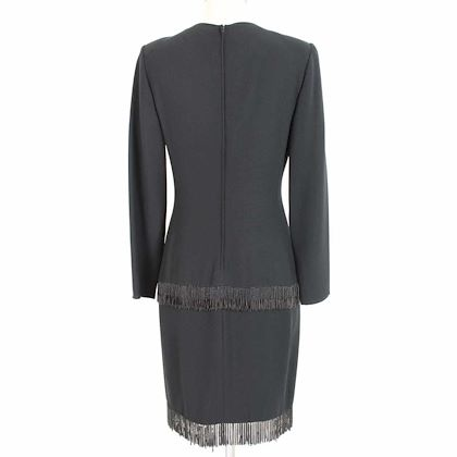 valentino-sheath-cocktail-dress-charleston-vintage-black