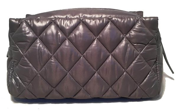 34aa70a836 chanel-grey-quilted-nylon-travel-accessories-cosmetic-pouch