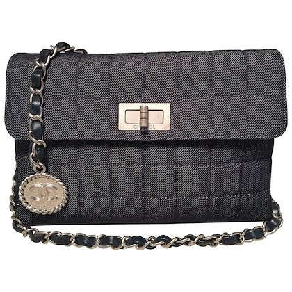 chanel-square-quilted-denim-convertible-bum-bag-waist-pouch-clutch-shoulder-bag