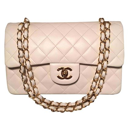 chanel-vintage-white-9-inch-255-double-flap-classic-shoulder-bag
