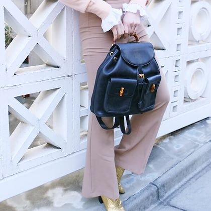 gucci-leather-bamboo-backpack-black-4