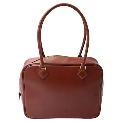 hermes-mini-plume-20-cm-in-brown-leather-retails-6000
