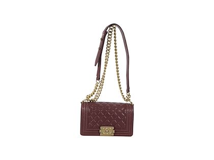 burgundy-chanel-quilted-leather-boy-bag