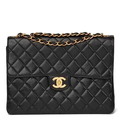 black-quilted-lambskin-vintage-jumbo-classic-single-flap-bag-4