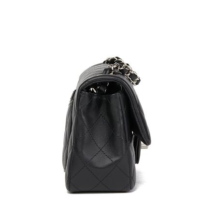 black-quilted-lambskin-rectangular-mini-flap-bag