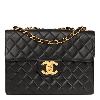 black-quilted-lambskin-vintage-jumbo-xl-flap-bag-5