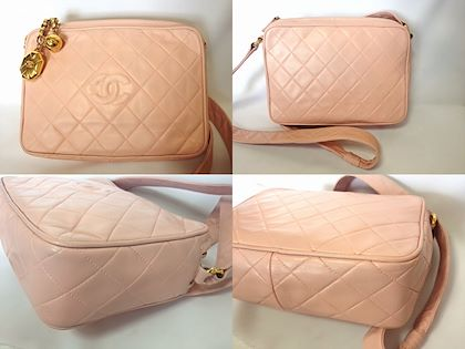 vintage-chanel-milky-pink-lambskin-camera-bag-style-shoulder-bag-with-golden-cc-charms-and-cc-stitch-mark-best-chanel-bag-for-daily-use