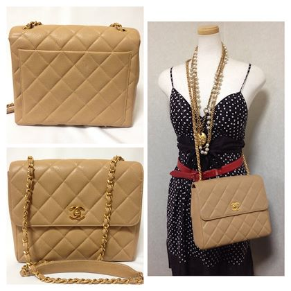 vintage-chanel-classic-beige-caviar-leather-255-square-shape-chain-shoulder-bag-with-golden-cc-closure-must-have-purse