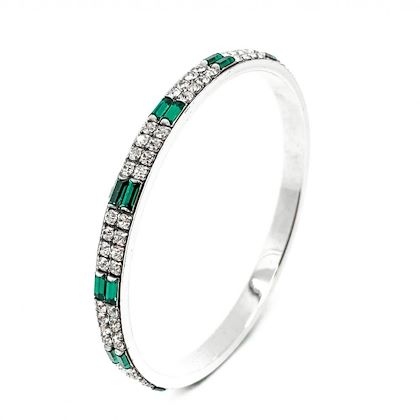 antique-art-deco-faux-emerald-and-diamond-bangle