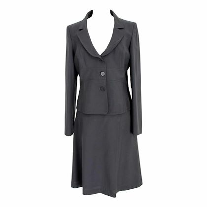 valentino-skirt-suit-cocktail-wool-vintage-black