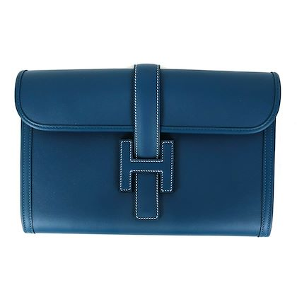 hermes-2016-jige-large-blue-h-logo-clutch-leather-flap-bag-with-box-new