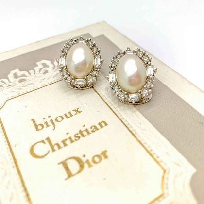 vintage-dior-pearl-and-crystal-silver-tone-earrings-1990s