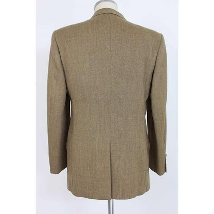 emanuel-ungaro-classic-jacket-wool-vintage-brown
