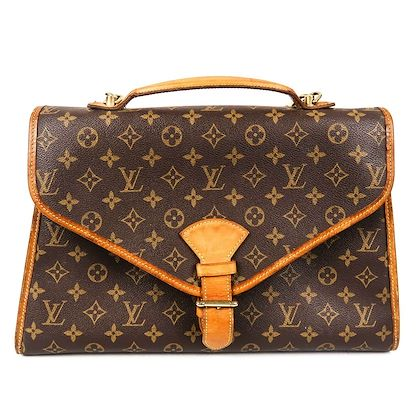 louis-vuitton-beverly-gm-briefcase-shoulder-bag-monogram-canvas-leather-flap-pre-owned-used