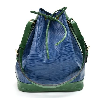 louis-vuitton-noe-large-bicolor-blue-green-epi-leather-shoulder-bag