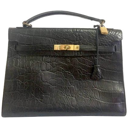 vintage-mulberry-croc-embossed-black-leather-kelly-bag-classic-handbag-from-roger-saul-era-rare-masterpiece-you-must-get