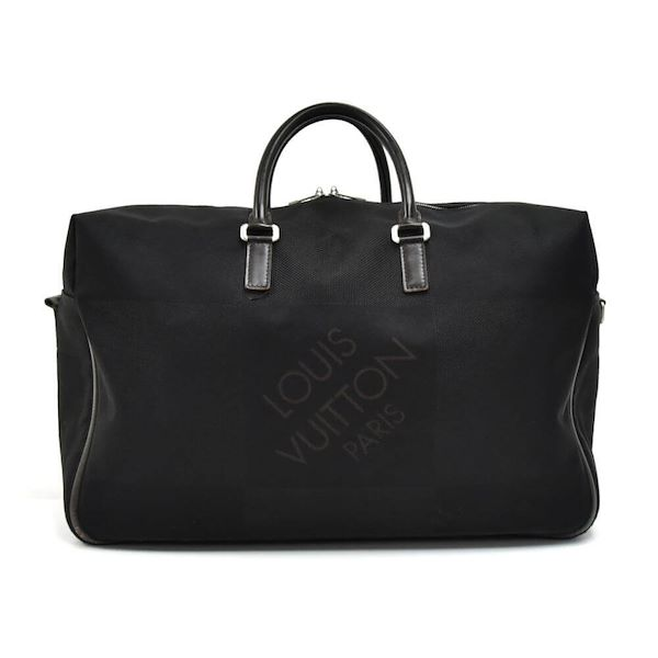 louis-vuitton-souverain-black-damier-geant-nylon-boston-bag