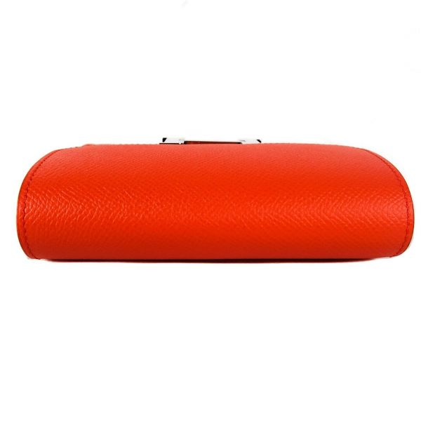 hermes-constance-compact-wallet-orange-poppy-evercolor-leather-box-new