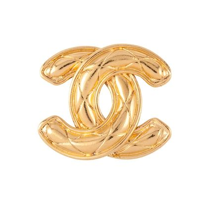 1980s-vintage-statement-chanel-quilted-brooch-2