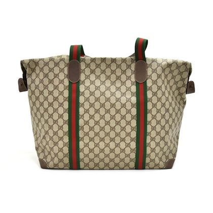 ee502d3dae1a vintage-gucci-accessory-collection-gg-supreme-coated-canvas- ...