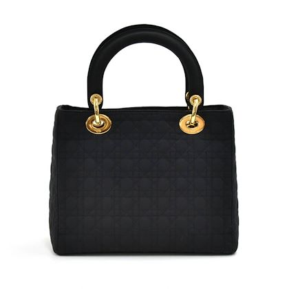 christian-dior-lady-dior-medium-black-quilted-cannage-nylon-handbag