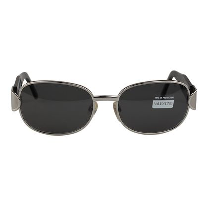 valentino-vintage-silver-sunglasses-v711-140mm-wide