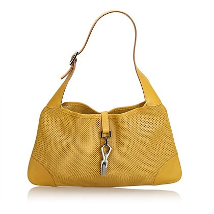 yellow-gucci-mesh-leather-jackie-shoulder-bag