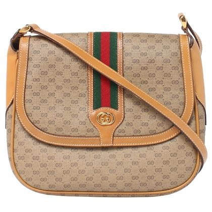 gucci-micro-gg-pattern-logo-plate-web-detailed-shoulder-bag-yellow-beige
