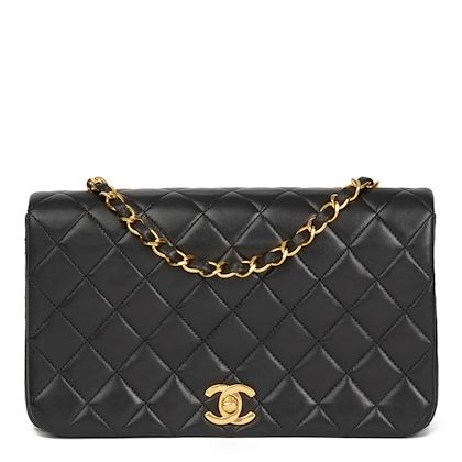 black-quilted-lambskin-vintage-small-classic-single-full-flap-bag-14