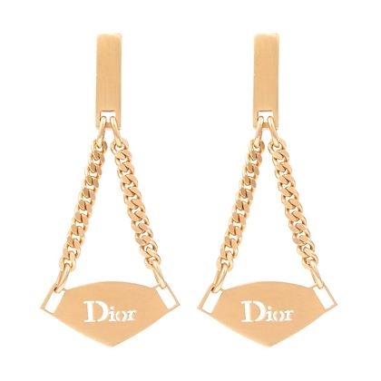1980s-vintage-christian-dior-placque-drop-clip-on-earrings