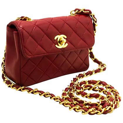 chanel-red-mini-very-small-chain-shoulder-crossbody-bag-quilted