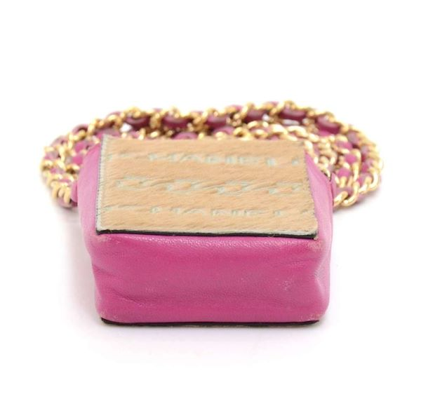 f1aac03880f9 Chanel Pony Hair and Pink leather Mini Crossbody Cigarette Bag