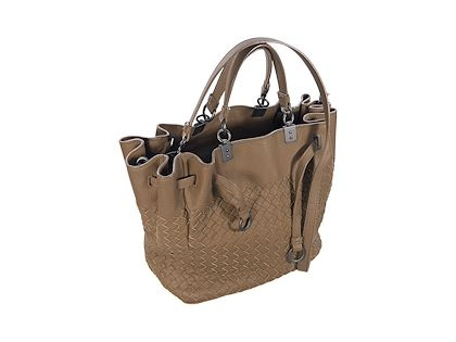 camel-brown-bottega-veneta-intrecciato-leather-satchel