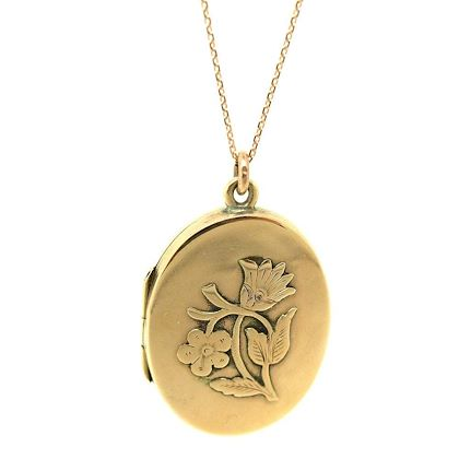 antique-edwardian-1906-9ct-rose-gold-oval-locket-necklace