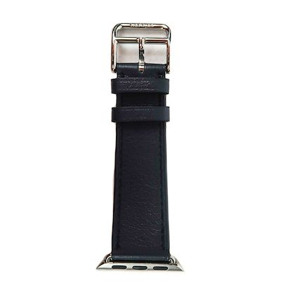 hermes-double-tour-band-only-for-apple-watch-blue-indigo-leather-new
