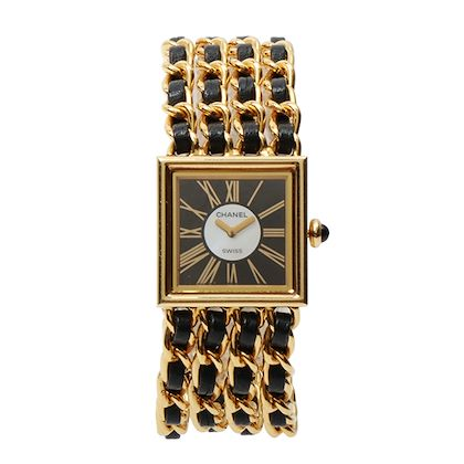 chanel-18k-mademoiselle-watch-black