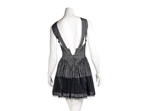 black-white-alaia-eyelet-cotton-fit-and-flare-dress