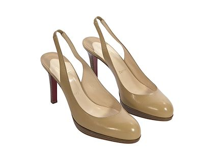 tan-christian-louboutin-leather-slingback-pumps