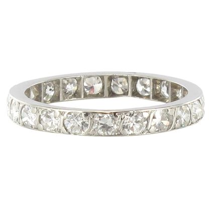 1-carat-diamond-platinum-eternity-band-ring