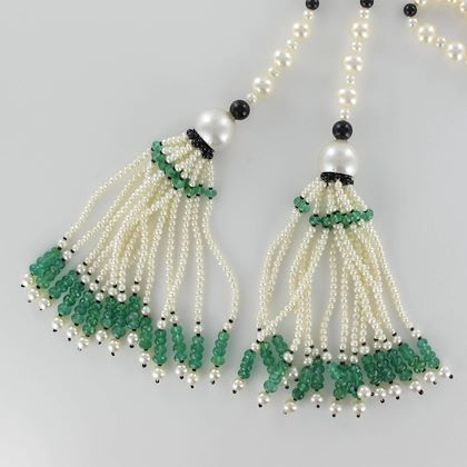 baume-long-onyx-pearl-emerald-necklace