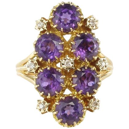 french-1960s-amethyst-and-diamond-cocktail-ring
