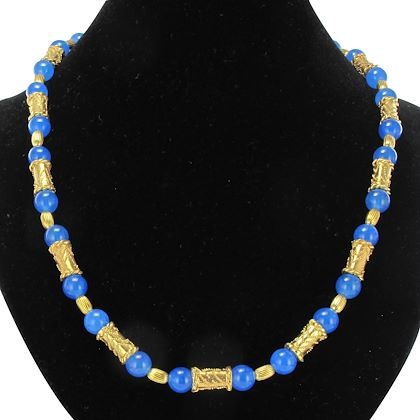 marcello-fontana-etruscan-style-vermeil-silver-yellow-gold-necklace